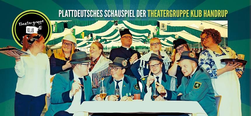 Schützenfest in't Dörpe 2017