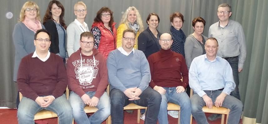 Theatergruppe 2019