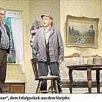 "Eine Szen aus ""Up Düvels Schuvkoar"" Fanslau-Foto"