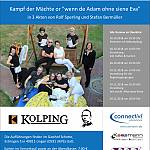 """Plakat 2018 """"Kampf der Mächte"""""""