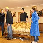 Elsa hat Fritz in der Hand und seine Frau ihn unterm Pantoffel!